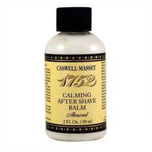 Caswell-Massey almond after shave balm