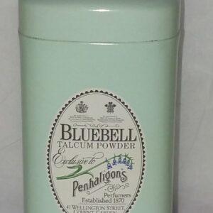 bluebell talcum