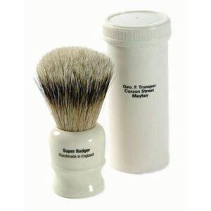 Geo F.Trumper shave brush travel