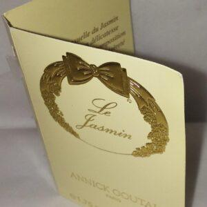 Annick Goutal Le Jasmin sample vial