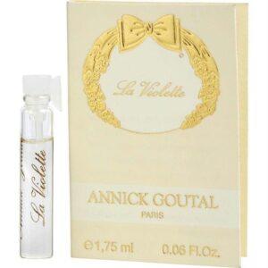 Annick Goutal la violette eau de toilette vial sample