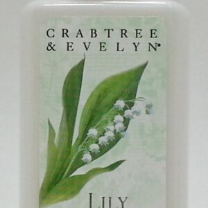 Crabtree & Evelyn Lily of the valley body lotion