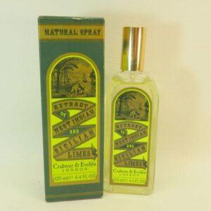 Crabtree & Evelyn west indian & sicilian lime eau de cologne