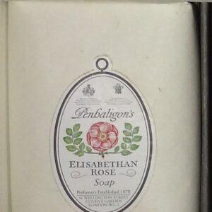 Penhaligon's elisabethan rose single soap