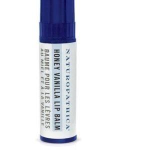 Naturopathica honey vanilla lip balm