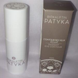 Patyka radiant eye contour cream