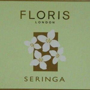 Floris London seringa soap set