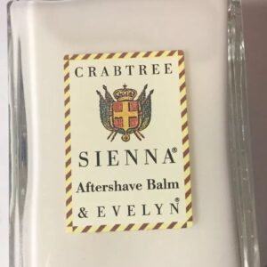 Crabtree & Evelyn sienna after shave balm