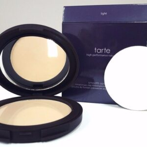 Tarte smooth operator pressed powder light fair color