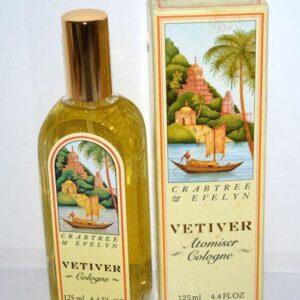 Crabtree & Evelyn vetiver eau de cologne
