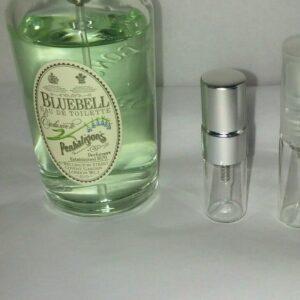 Penhaligon's bluebell eau de toilette sample vial 3 ml bottle