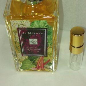 Jo Malone white lilac & rhubarb cologne
