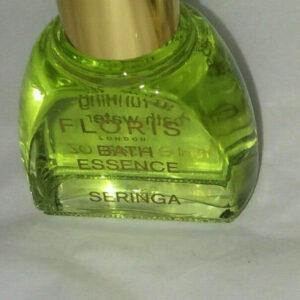 Floris London seringa bath essence concentrated oil 0.36 oz
