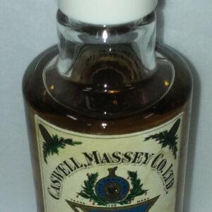 Caswell Massey vintage helio eau de toilette 3 oz